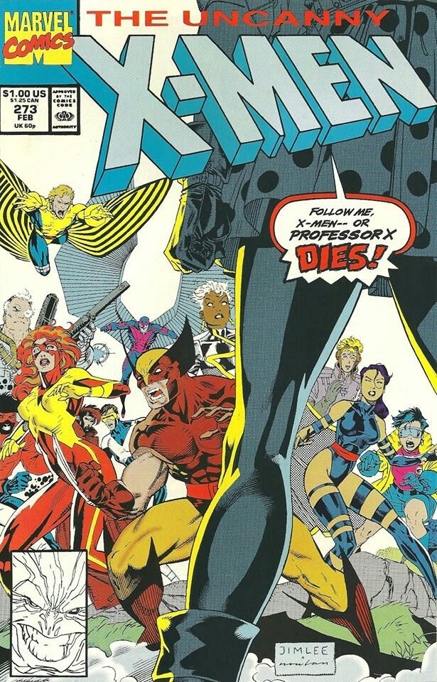 Part one of my favorite X-Men story of all time.