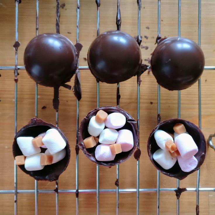 Chocolate Bomb, Hot Chocolate Bars