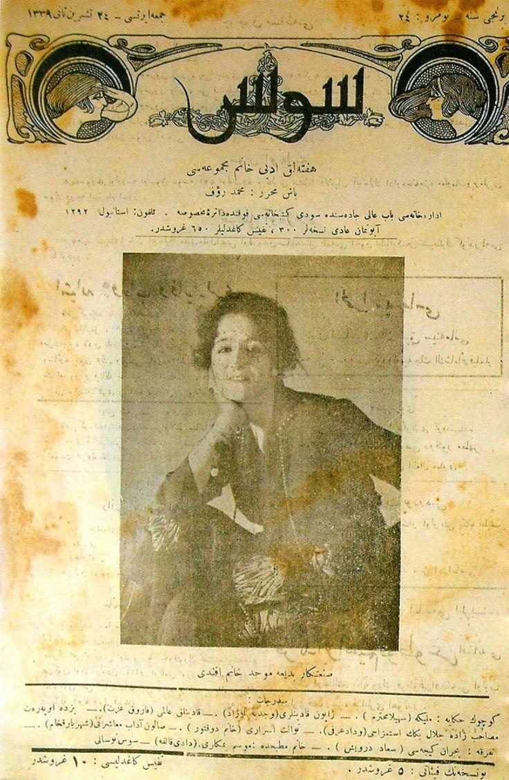 """Bedia Muvahhit-Sinema  """"1923'de ben Muvahhid'le yeni evlenmiştim. Halide Edip Hanım'ın Ateşten Gömlek romanını filme almak istemişler. Halide Edip Hanım da """"bu rolü ancak bir Türk kadını oynayabilir"""" demiş. Muhsin Ertuğrul benim de Muvahhid'in de iyi arkadaşımızdı. Geldi. Muvahhid'e """"karın oynar mı"""" dedi. Ben çok sevindim, filmde oynamak o zaman hiç beklemediğim bir şeydi. Birdenbire peki, dedim, filmi çevirdik."""" (Bedia Muvahhit) Kaynak: Giovanni Scognamillo, Türk Sinema Tarihi 1896-1986…"""