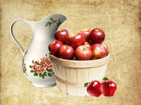 Vinagre de manzana casero - Preparación