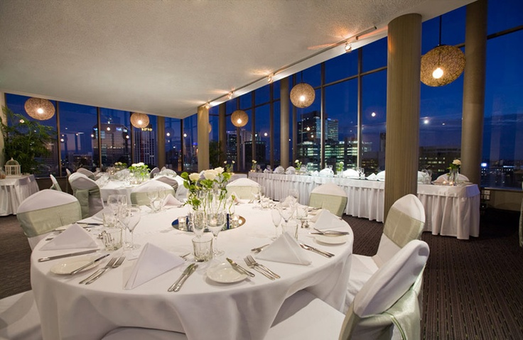 Brisbane Wedding Venues Panorama Room Hotel Urban