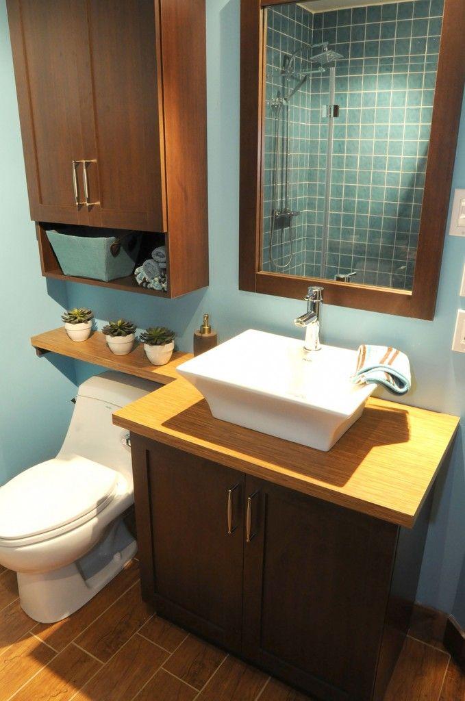 Les 25 meilleures id es de la cat gorie disposition de for Peinturer un comptoir de salle de bain