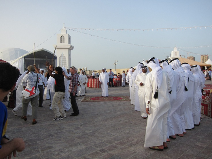 Katara reception, Doha. view On Fb https://www.facebook.com/SinbadsQatarPocketGuide  credit: janielianne