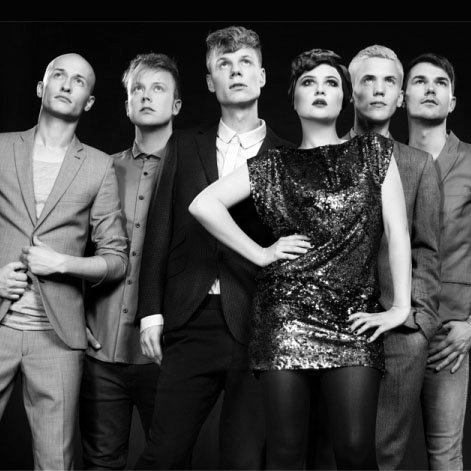 """#Alphabeat is a #Danish pop band from Silkeborg, fronted by singers Stine Bramsen and Anders SG and signed to Polydor Records. Their single """"Fascination"""" was a major hit in #Denmark during the summer of 2007 and a significant hit in the United Kingdom in 2008. Follow-up single """"10.000 Nights of Thunder"""" (or just """"10,000 Nights"""" in the #UK) saw equal acclaim, and their homonymous debut album reached number two in Denmark and number ten in the UK."""