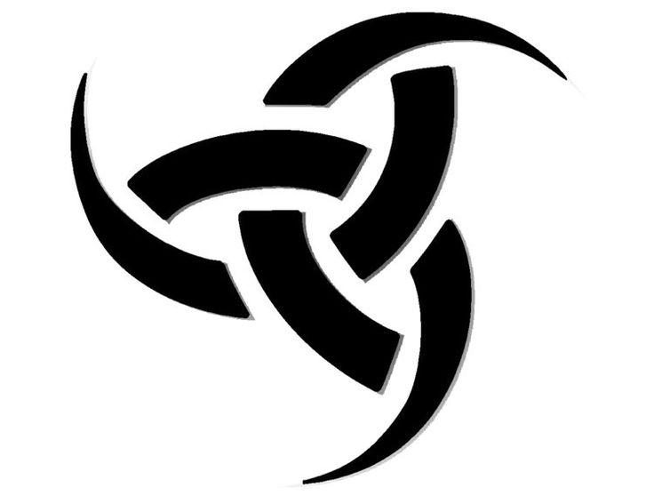 symbole de la force celte- idée de tatouage de la culture nordique