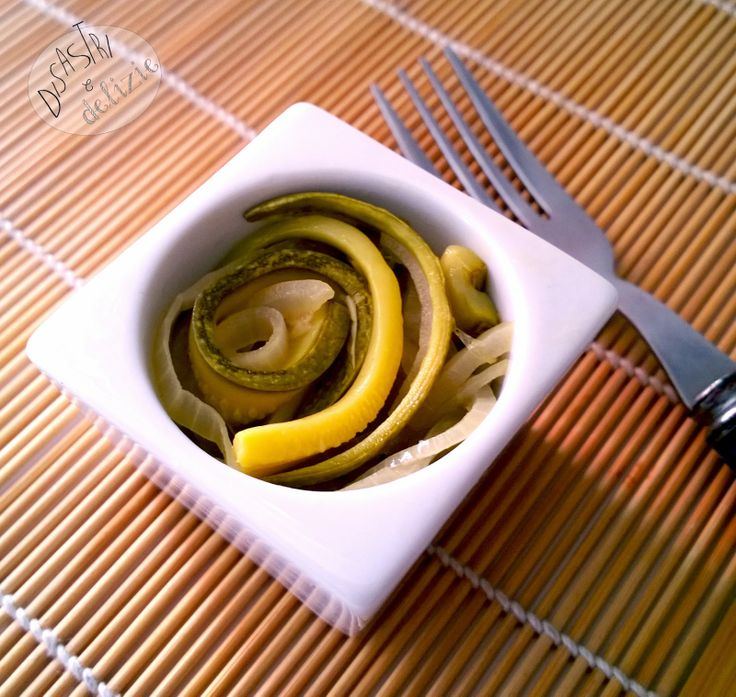 Zucchine in carpione..light! http://disastriedelizie.blogspot.it/
