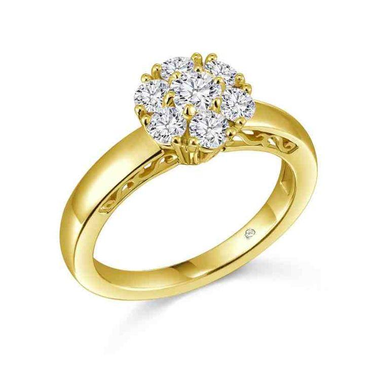 Popular Gold Wedding Rings For Women