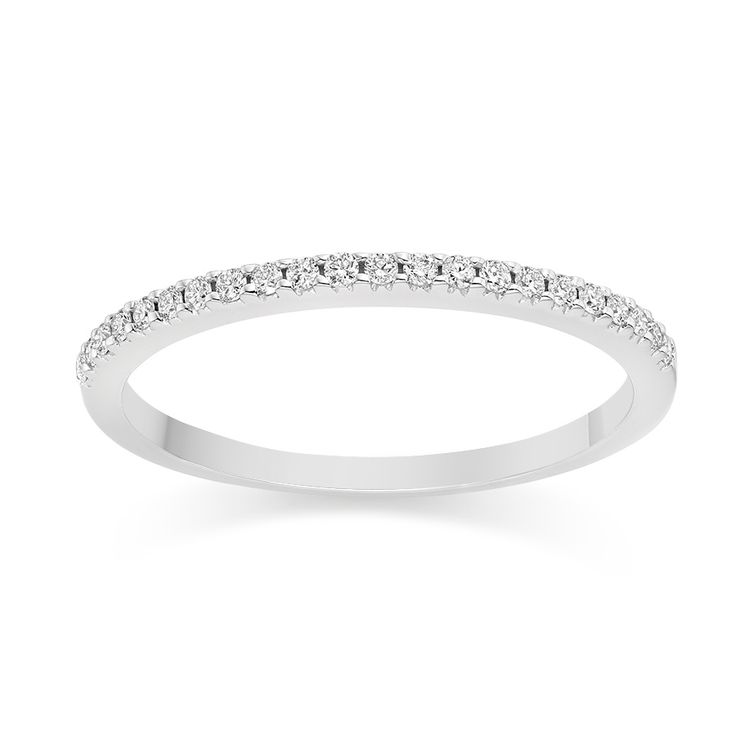 Diamond Wedding Ring  £279 vashi.com