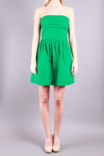Jack by BB Dakota Green Galant Dress