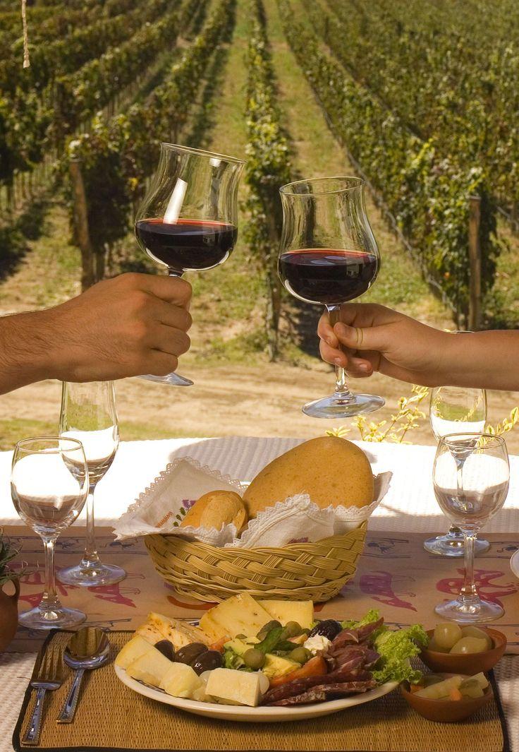 #Salta, #TierraDeVinos. Entre montañas salpicadas de colores, brindá en la ruta del vino más alta del mundo.  #ArgentinaEsTuMundo en www.facebook.com/viajaportupais