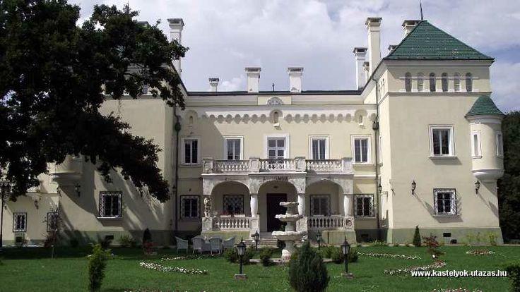 Kastély, Kúria, Kastélyszálloda, Vár, Templom, Műemlék, Utazás - Egresi János (2013. HUNGARY)