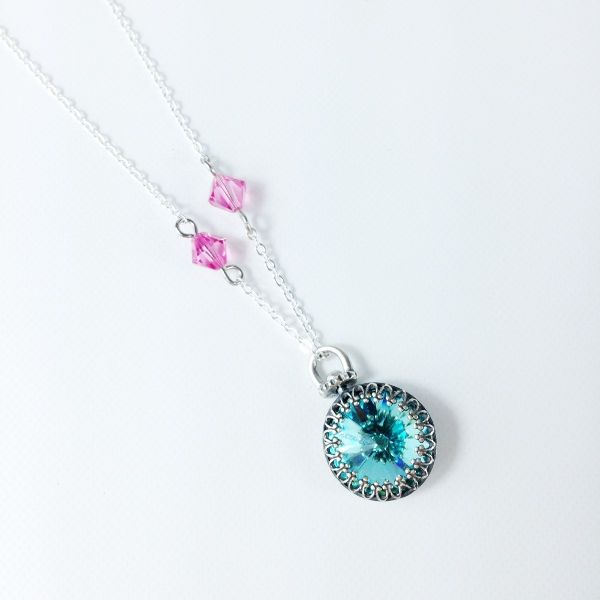 Princess Collana Princess Necklace Handmade only by Daffodil Bijoux