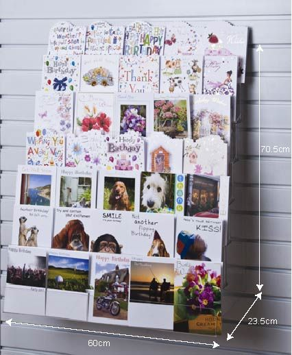55 best greeting card gift tag gift wrap displays images on slatwall card display racks acrylic perspex slatwall card display racks greeting card display m4hsunfo