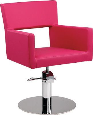 Amelia Styling Chair Modern salon design #SalonIdeas