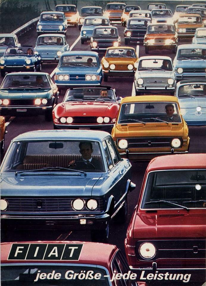 Fiat Range - brochure