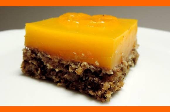 Sunquickový koláč (zázračná torta)