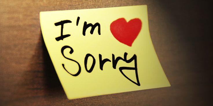 6 Cutest Ways to Say Sorry To Loved One! #sorry #waytosaysorry #Apologize #saysorry #hurt http://goo.gl/IxtfqL