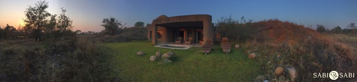 A recent guest shared her view of the Earth Lodge luxury suites describing it as a patch of paradise in true wilderness… Image taken by Carmen Nieuwenhuizen using her iPhone6.