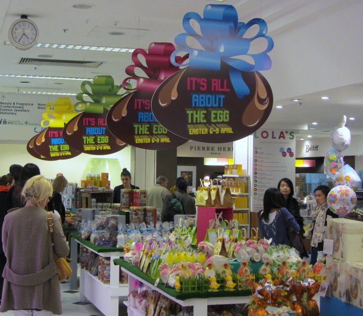 7 best easter images on pinterest easter ideas business ideas pop easter retail display negle Gallery