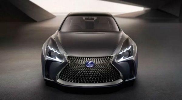 2020 Lexus Gs Redesign With Images Lexus Ls Lexus Cars New Lexus