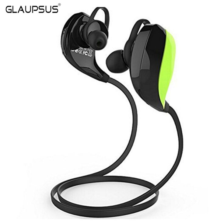 Find More Earphones & Headphones Information about Original GLAUPSUS G102 Wireless Bluetooth Hands Free Stereo Sports Headset Headphone Microphone for iPhone Android Phone,High Quality headphone player,China headphones binaural Suppliers, Cheap headphones hdtv from GLAUPSUS store on Aliexpress.com