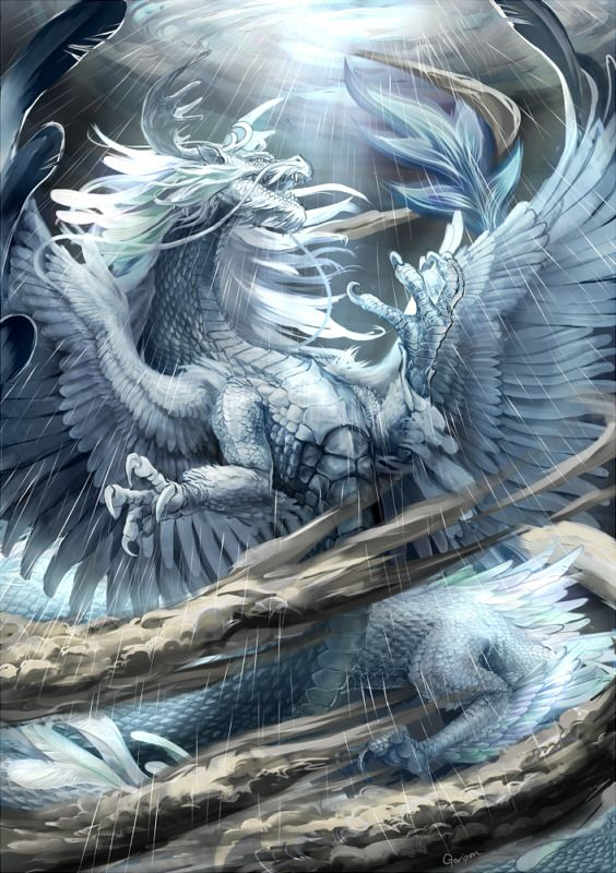 dragão do céu