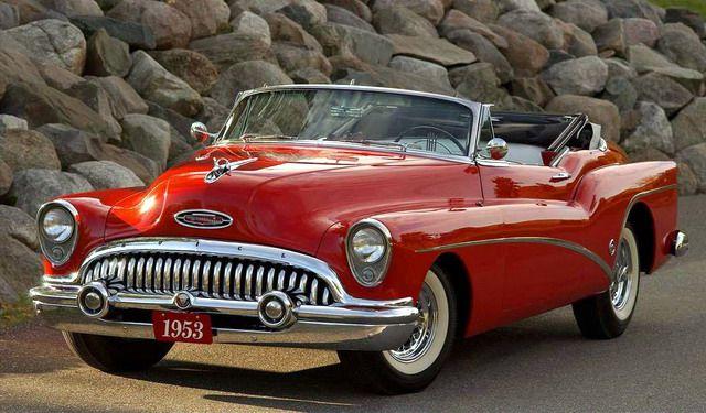 http://haben-sie-das-gewusst.blogspot.com/2012/08/autorin-katy-trick-bei-haben-sie-das.html  1953 Buick SkylarkSports Cars, Red, Classic Cars, Classiccar, Vintage Cars, 1953 Buick, Buick Skylark, Antiques Cars, Skylark Convertible