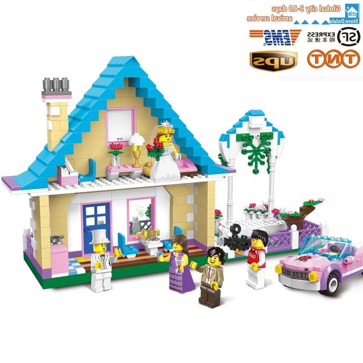 32.25$  Watch here - https://alitems.com/g/1e8d114494b01f4c715516525dc3e8/?i=5&ulp=https%3A%2F%2Fwww.aliexpress.com%2Fitem%2F2016-nieuwe-stad-room-villa-huwelijk-bruidegom-bruiloft-prinses-kasteel-speelhuisje-bouwstenen-Brick-speelgoed-verlichten-1129%2F32708596061.html - 2016 nieuwe stad room villa huwelijk bruidegom bruiloft prinses kasteel speelhuisje bouwstenen Brick speelgoed  verlichten 1129 32.25$
