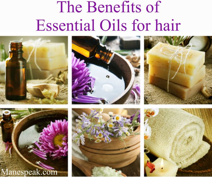 Did you know that your can get your hair in better shape, stimulate longer hair growth and acheive overall healthy, thicker hair just by adding a few drops of essential oils to your regular hair pr...