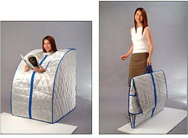 A Portable Infrared Sauna.