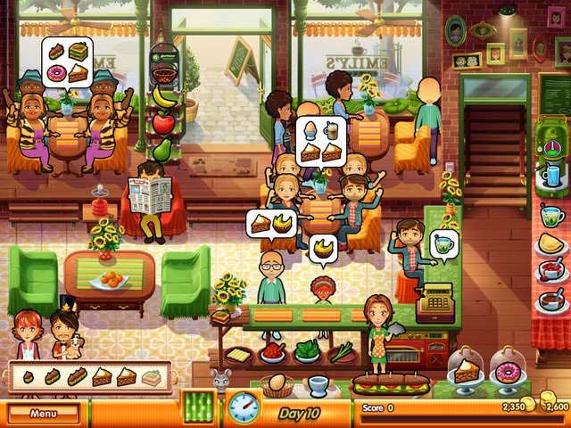 Free Download Latest Mini Games: Free Download Delicious: Emily's True Love.