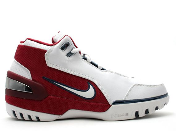 11 Days of Nike LeBron: Day 1 Air Zoom Generation