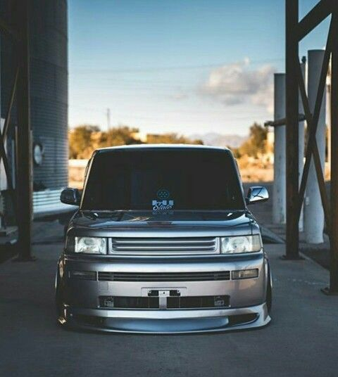 Toyota Scion Xb 2006: 17 Best Images About First Gen Scion XB's / Toyota BB's On