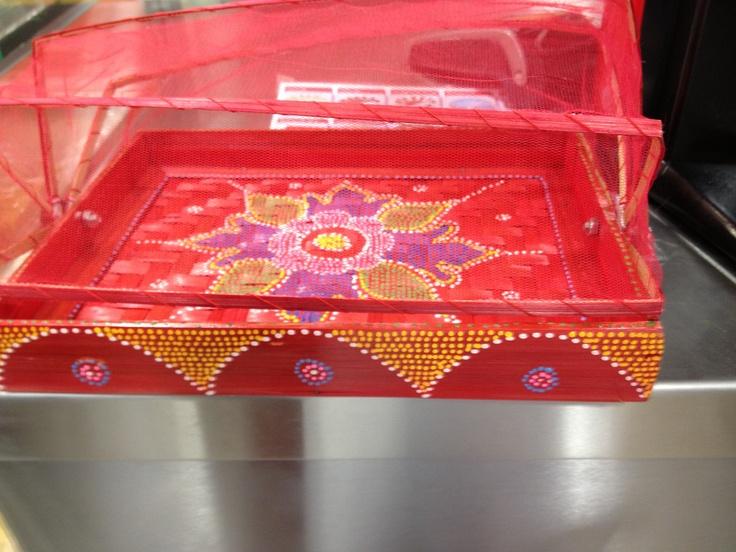 Hindu Wedding Gift Ideas: Indian Wedding Gift Tray.