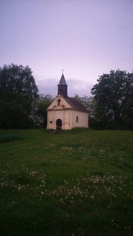 Rowerowe wyprawy old chapel