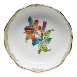 Herend Mini Scalloped Dish Queen Victoria