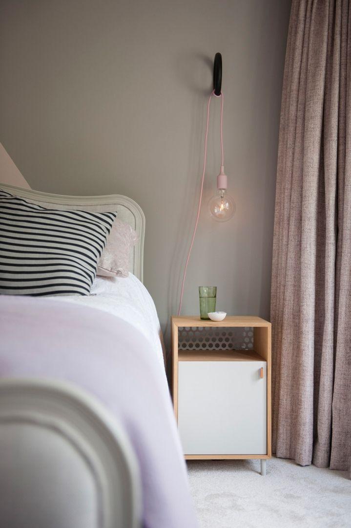 ... Roze Slaapkamer op Pinterest - Witte Slaapkamers, Slaapkamers en