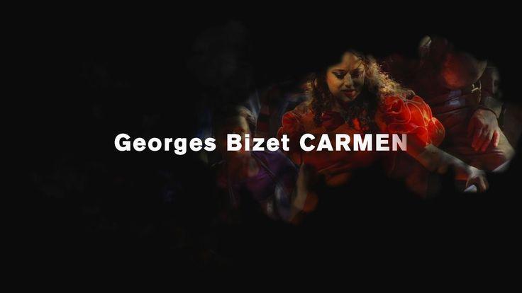 Georges Bizet: CARMEN [Trailer]
