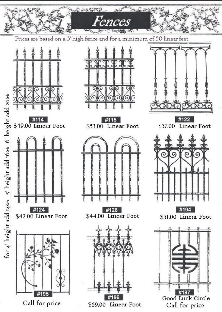 Best Wrought Iron Fences Images On Pinterest Wrought Iron