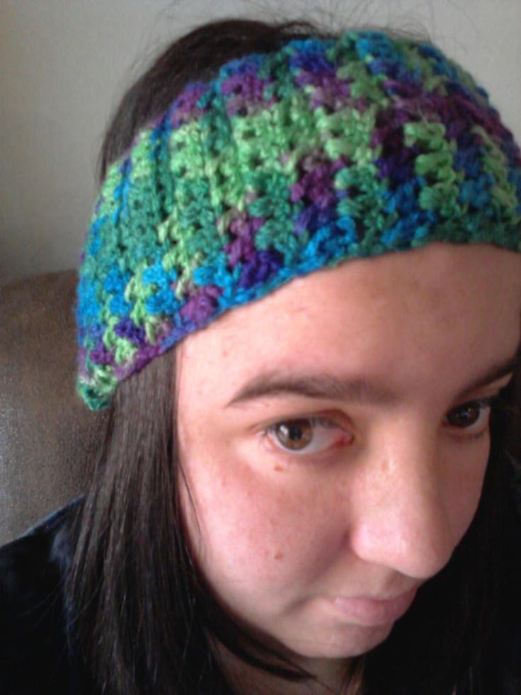 En venta: Cintillo Para Adulto A Crochet