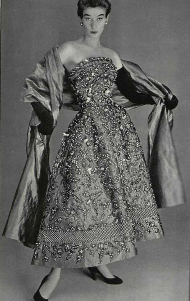 Christian Dior, 1950s in 2019