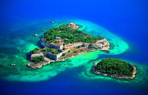 Isla Spinalonga, Creta, Grecia