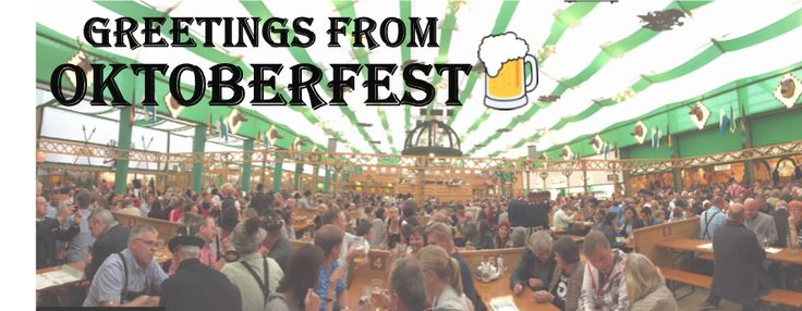 Tips for surviving Oktoberfest | #Oktoberfest #TravelTips #Travelblogger #BlogPostCard