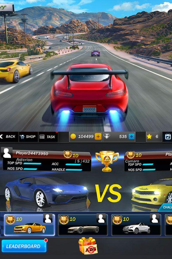 Street Racing 3d Apk Mod Juegos De Carreras Carreras Deportes De Aventura