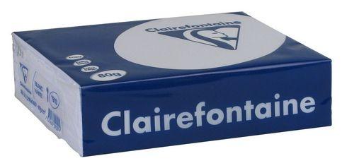 Ramette papier Clairefontaine Clairalfa A5 80 gr - 500 feuilles - blanc  par 5 5.29€