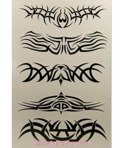 Temporary Tattoos 8 x 12 - T053