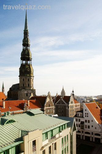 awesome Latvia Country