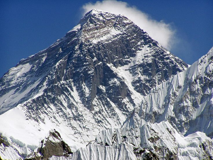 Mount Everest - (15 pictures) Death zone: The summit of Mount Everest.   At the peak of Mount Everest, atmospheric pressure is a mere 30 percent of that at sea level, meaning that a climber's breath takes in only 30 percent of the oxygen that it normally does, causing the body and mind to begin breaking down.