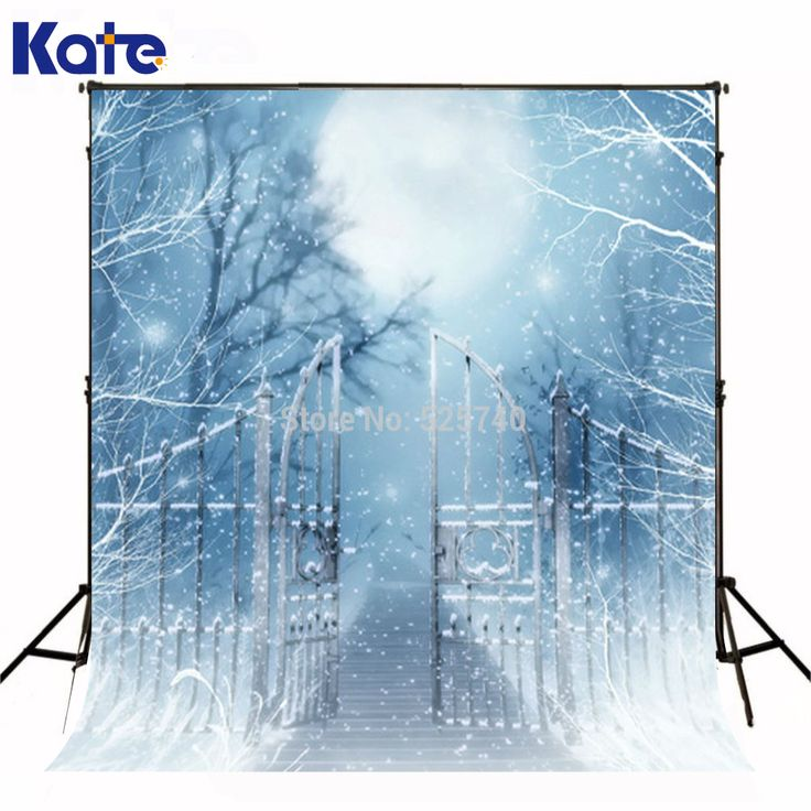 Find More Background Information about 5*7FT New Year 2016 Kate Photography Backdrops  Light Blue Iron Gate Moonlight Photographic Christmas Snow For Children Chrismas,High Quality background carpet,China christmas light replacement bulbs Suppliers, Cheap christmas photo background from Marry wang on Aliexpress.com
