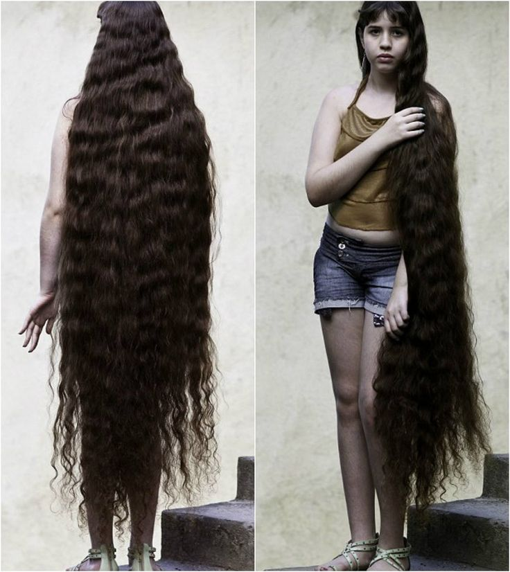 Longest Hair In The World 2016
